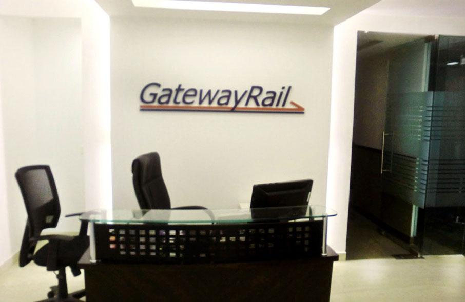 GATEWAY RAIL