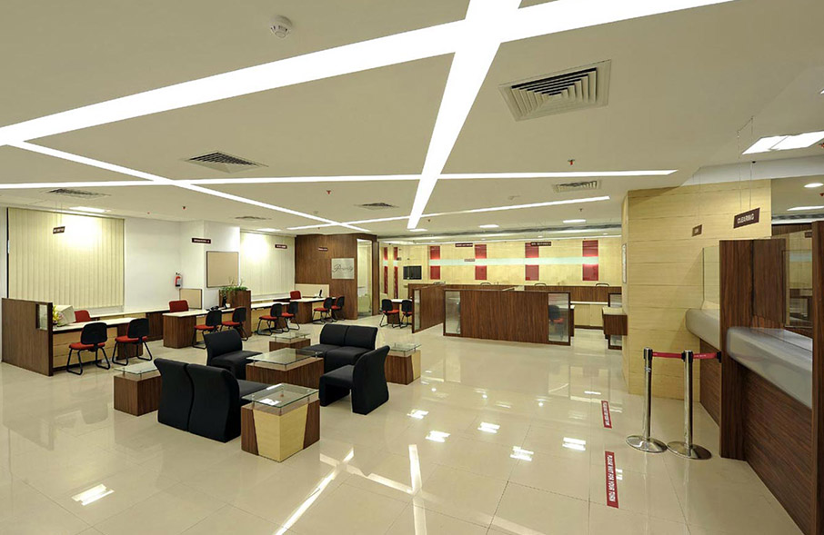 axis bank corporate office new delhi